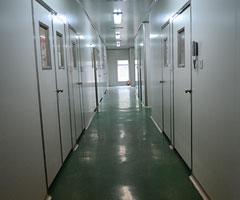 元大生物-车间外走廊