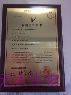 降低血脂-专利证书